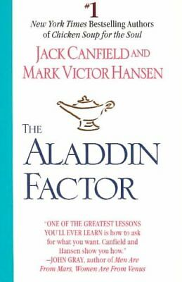 The Aladdin Factor by Jack Canfield 9780425150757 (Paperback, 1996)