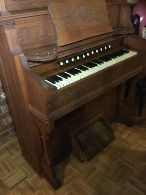 Antique Estey Pump Organ - North Alabama Pick-Up Only