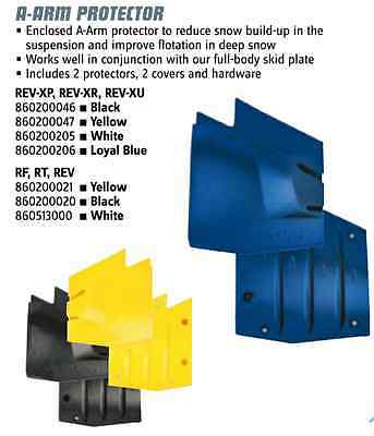Ski-Doo A-Arm Protector Kit For Rev-Xp Xr Xs Blue 860200206