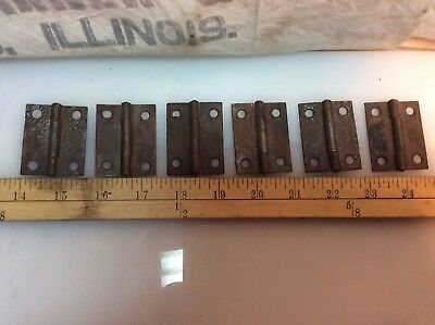 Antique Rustic Hinges