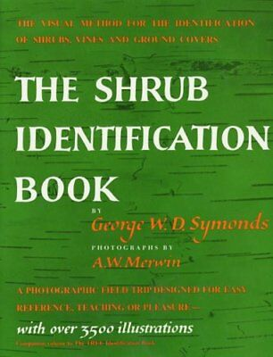 The Shrub Identification Book The Visual Method for the Practic... 9780688050405