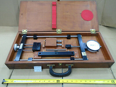 C13 Starrett Force Tester Vishay Measurement Group Mod 082B Photolastic Div. Adj