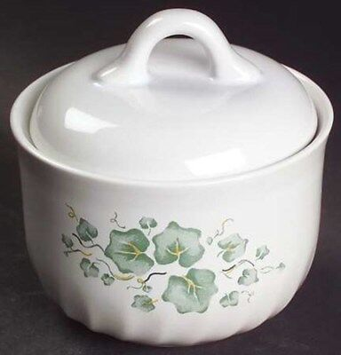 Corelle Callaway Sugar Bowl and Lid