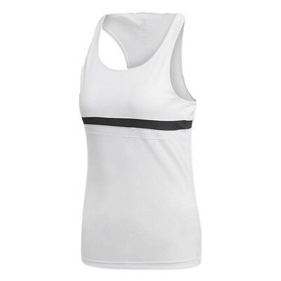 Adidas Womens Club Climalite Tennis Tank Top - White | *XS - L*