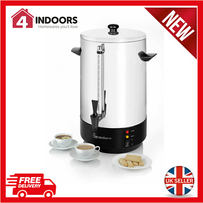 Signature S024 20L 1650W Catering Tea Urn / Hot Water Boiler - Brand New