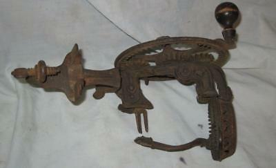 Antique Cast Iron Reading '78 Apple Peeler, 19th Century, Good Condition