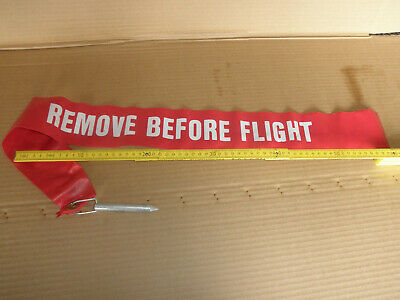 Tornado F3  F4 Sicherungsbolzen REMOVE BEFORE FLIGHT