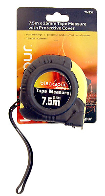Blackspur BB-TM231 Tape Measure with Protective Cover