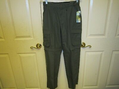 Boy Scouts of America Uniform Switchback Pants NWT Centennial Canvas YOUTH 14