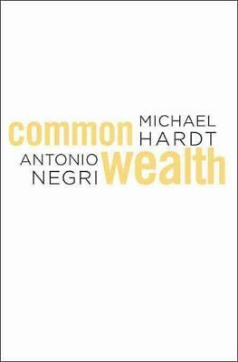 Commonwealth by Michael Hardt 9780674060289 (Paperback, 2011)