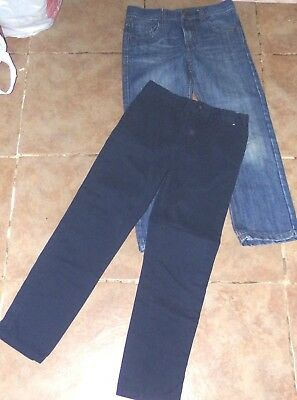 Lovely Boys Age 7-8 Chinos & Jeans