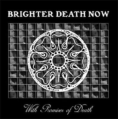 BRIGHTER DEATH NOW - With Promises Of Death LP Cold Meat, Genocide Organ