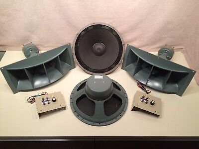 "Vintage Altec Lansing ""Voice Of the Theater"" drivers (416a/811b/806hf)"