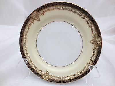 SET 4 NORITAKE VALIERE BREAD BUTTER PLATE Occupied Japan Morimura 4981 RARE