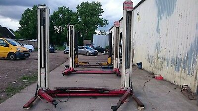 2.5 Tonne Koni Car Lift