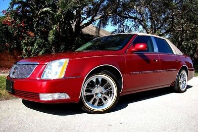 2006 Cadillac DeVille Base Sedan 4-Door
