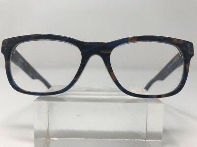 b214d061882 NEW AUTHENTIC EYEGLASSES Dragon Dr129 422 Aiden Blue Bark 52-17-145 Men -   44.99