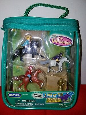 Breyer Mini Whinnies Day at the Races NEW