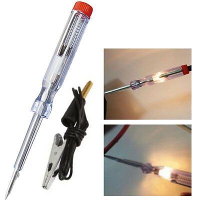 Car Motorcycle Voltage Circuit Tester Pen 6V/12V/24V DC System Auto Repair Tools