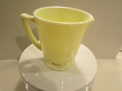 Mckee Seville Yellow 4 Cup Measuring Pitcher