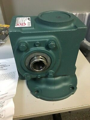 TIGEAR-2 (DODGE) Right Angle Worm GEAR REDUCER  /   17Q-20-H14    20:1 RATIO