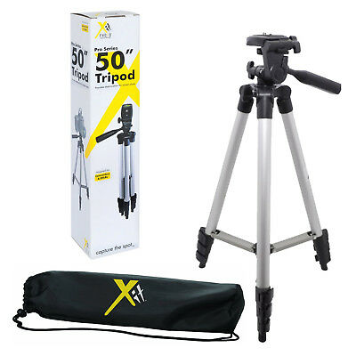 XIT 50-inch Tripod for Sony a6000 a6300 a6500 a5100 a5000 dsch300 hx80 Mount NEW