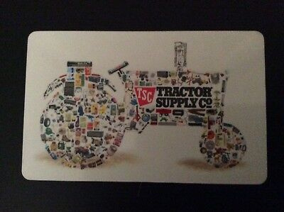 $400 Tractor Supply Company Gift Card