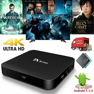 2019 MXQ PRO Android 7.1.2 Nougat S905W Quad core 4K Smart TV BOX MINI PC HDMI