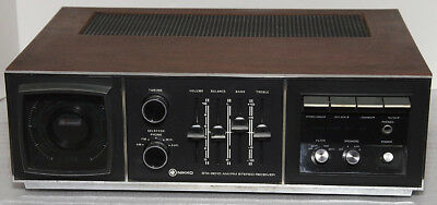 Vintage Nikko STA-9010 Stereo AM-FM Receiver - for Parts or Repair