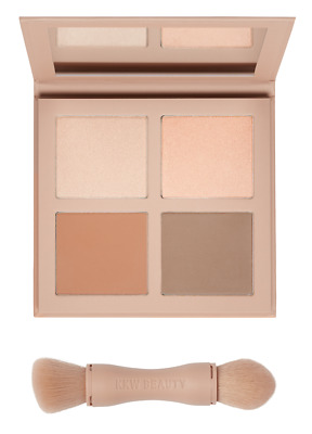 KKW Beauty Powder Contour and Highlight Kit | LIGHT