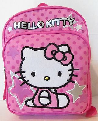 Gorgeous Girls  Hello Kitty Backpack !!!