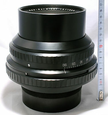 CARL ZEISS Jena DDR APO-GERMINAR 1000mm f/12 Large Format LENS