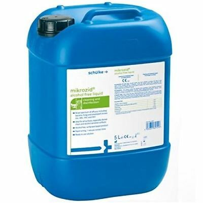 Schulke Mikrozid Alcohol Free Disinfectant Cleaner - 5L