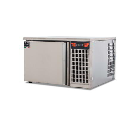 Commercial Bench Top Blast Chiller Shock Freezer 3 x GN  Tray !Made in Italy!