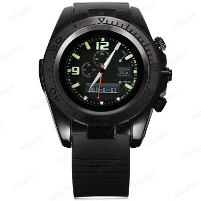 Waterproof Bluetooth Smart Wrist Watch Phone Mate SIM GSM For Android iPhone IOS