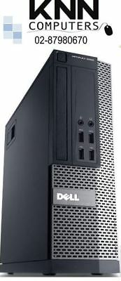 Dell OptiPlex 9020 SFF Core i7-4770 3.4GHz - 8GB Ram 128GB SSD Win 10 P
