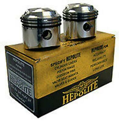 Pair of Pistons Triumph T100 5TA 500cc models (57-66) 69mm +040 Oversize 70-6907