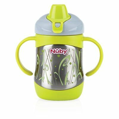 Nuby Thermo Stainless Steel Cup 220ml