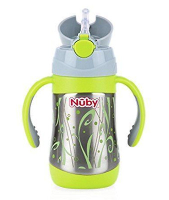 Nuby Thermo Stainless Steel Cup 280ml