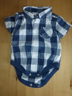 Next Baby Hemd Body Polo Shirt  Gr.62