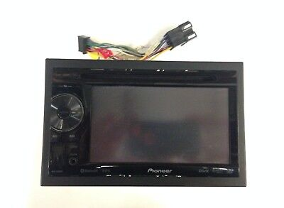 Pioneer AVH-2400BT Car Double Din DVD CD MP3 Aux USB Radio Stereo Player