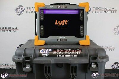 EddyFi Lyft Eddy Current Phased Array Flaw Detector Panametrics Krautkramer UT