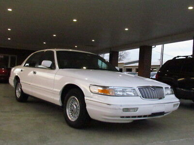 1997 Mercury Grand Marquis LS 1997 Mercury Grand Marquis LS~Only 76k Miles~One Owner~NO RESERVE~HIGH BID WINS!