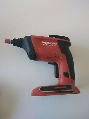 HILTI SD 5000 A22 drywall tools BODY ONLY