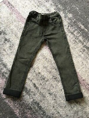 Next Age 4-5 Years Boys Skinny Jeans Bnwot Adjustable Waist Band