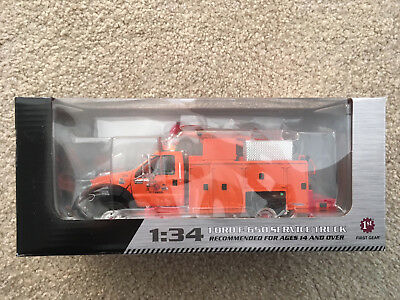 Palumbo 1st First Gear 1/34 Ford F-650 Service Truck Die-Cast 19-4106