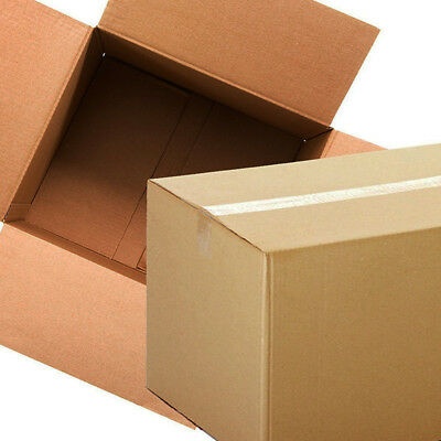 30x20x20 DOUBLE WALL Cardboard Boxes Moving Storage Removal Packing Box