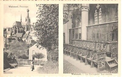 carte postale - Walcourt - CPA - Paysage