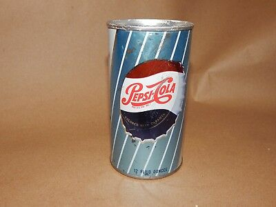 1960's Vintage Pepsi Can. Good condition