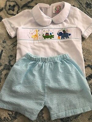 Cecil And Lou Size 4t Boys